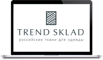 TRANDSKLAD - российские ткани для одежды