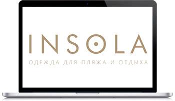 INSOLA – одежда для отдыха и пляжа