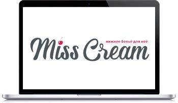 Miss Cream – магазин нижнего белья