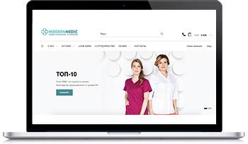 ModernMedic – профессиональная спецодежда